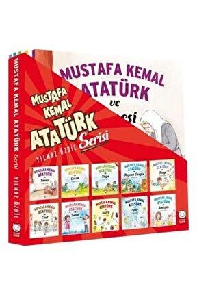 Mustafa Kemal Atatürk Serisi 10 Kitap Takım