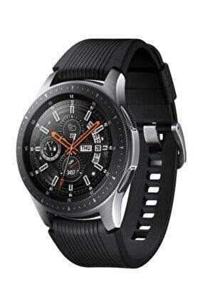 Galaxy Watch 46mm Gümüş Akıllı Saat (Samsung Türkiye Garantili)
