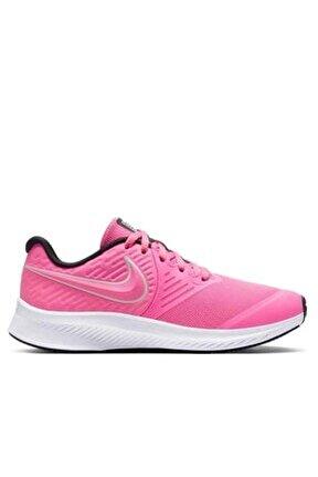 Star Runner 2 Gs Kadın Yürüyüş Koşu Ayakkabı Aq3542-603-Pembe