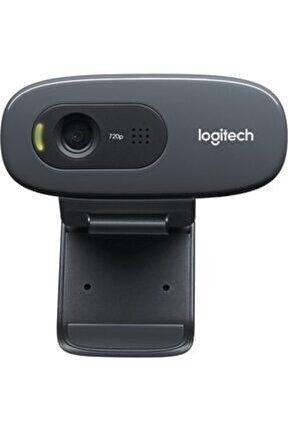 C270 HD Webcam-Siyah