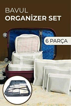 Bavul Organizeri 6 Parçalı -als9853