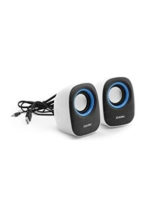 Sp100 1+1 Multimedia Usb Speaker (Dk Ac Sp100)