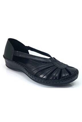21793311 Günlük Kadın Sandalet-siyah