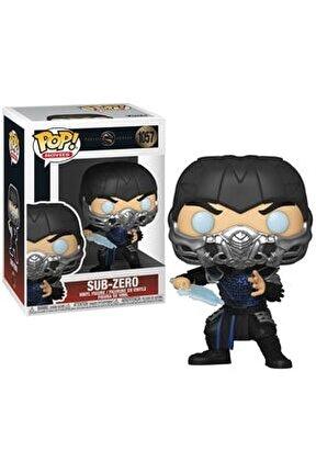Pop Figür - Mortal Kombat Sub-zero