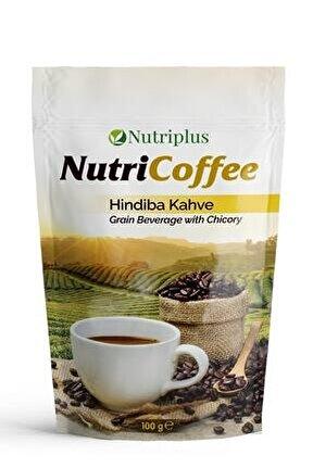 Nutriplus NutriCoffee Hindiba Kahve - 100 g 8690131412289