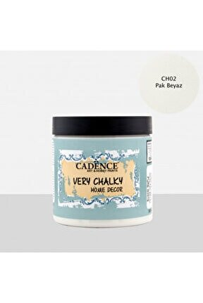Ch02 Pak Beyaz - Very Chalky Home Decor 500ml