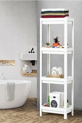 Banyo Rafı Mutfak Rafı Balkon Rafı Organizer Raf Dolap