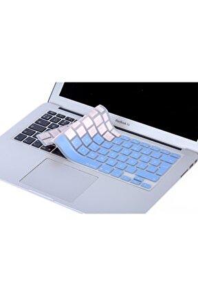 Laptop Klavye Silikon Sticker Macbook Air Pro Retina 2016 Öncesi Modellere Türkçe Baskılı