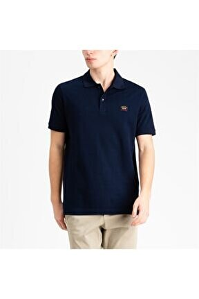 Men's Knıtted Polo Shirt Cotton