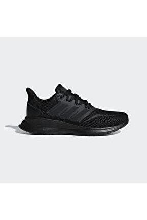 F36549 Siyah Siyah Siyah Unisex Koşu Ayakkabısı 100409060