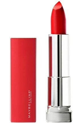 Color Sensational Made For All Lipstick Ruj 382 Red For Me
