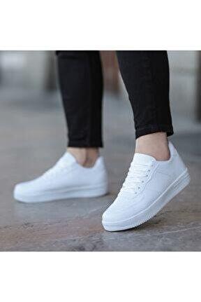 Beyaz Unisex Spor Ayakkabı
