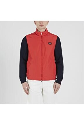 Men's Woven Vest C.w. Polyester