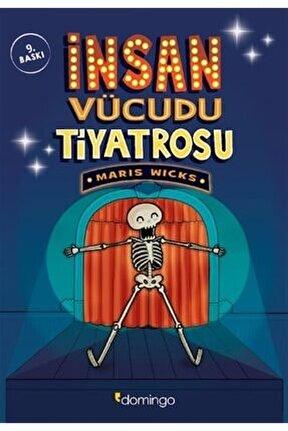 Insan Vücudu Tiyatrosu - Maris Wicks 9786054729838