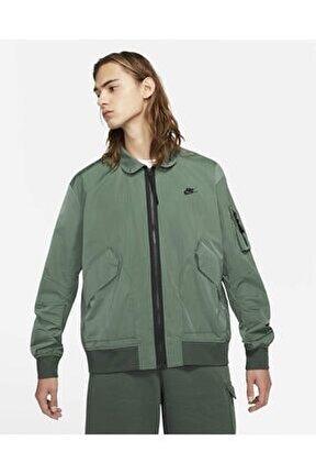 Sportswear Premium Essentials Astarsız Erkek Bomber Ceket
