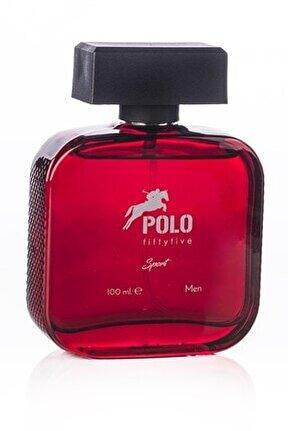 Polofpm001 Kırmızı Erkek Parfüm