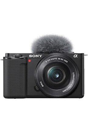 Zv-e10 16-50mm Lensli Aynasız Fotoğraf Makinesi