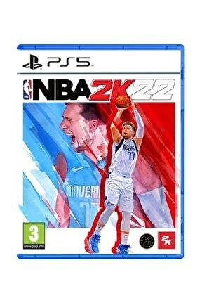 NBA 2K22 PS5 Oyun
