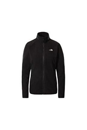 W 100 Glacier Fz Kadın Günlük Sweatshirts Nf0a5ıhojk31 Siyah