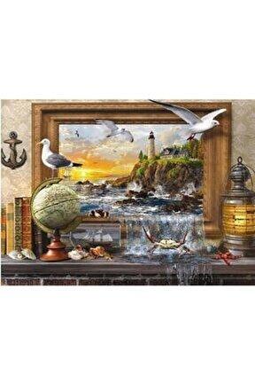 1025 Anatolian Denize Ait Puzzle 1000 Parça