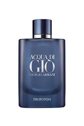 Acqua Di Gio Profondo Erkek Eau De Parfum 125 ml 3614272865235