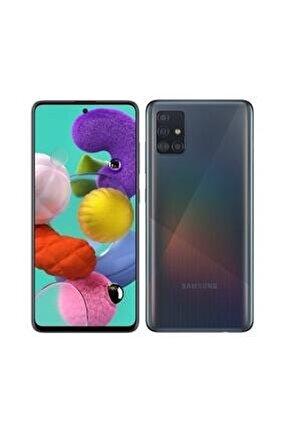 Galaxy A51 128GB Prizma Siyah Cep Telefonu (Samsung Türkiye Garantili)