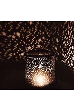 Star Master Yıldız Yansıtmalı Gece Lambası Projeksiyon Bebek Odası Lamba