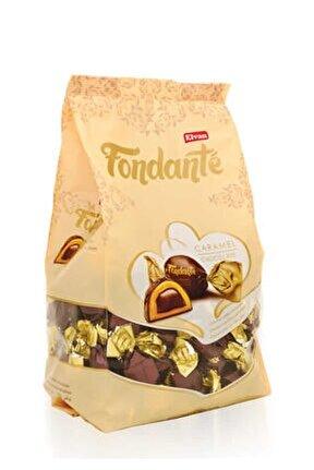 Fondante Caramel Toffee 500 Gr. (1 Poşet)