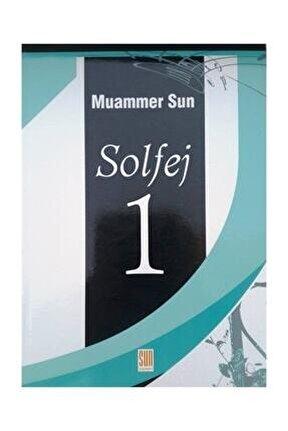Solfej 1 Cd'siz  Muammer Sun
