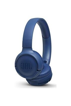 T500bt Mikrofonlu Kulaküstü Kablosuz Mavi Kulaklık