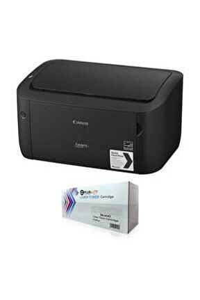 I-sensys Lbp6030b Mono Lazer Yazıcı Tam Dolu Pluscopy Tonerli