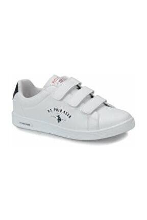 Beyaz Kadın Sneaker 8122p Sınger