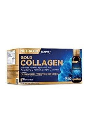 Beauty Gold Collagen - Takviye Edici Gıda 10x50ml