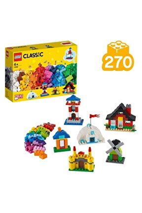 Classic Bricks And Houses 11008