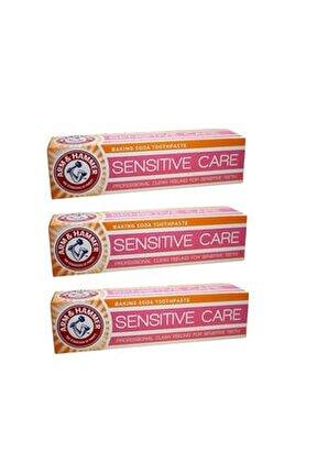 Sensitive Diş Macunu 125 g 3'lü