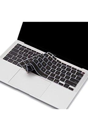 Laptop Macbook Air 13inc Klavye Koruyucu A2179 A2337 2020 2021 Uyumlu Amerikan Ingilizce Baskılı 843