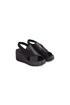 Kadın Slonch Gerçek Deri Ayakkabı 9008