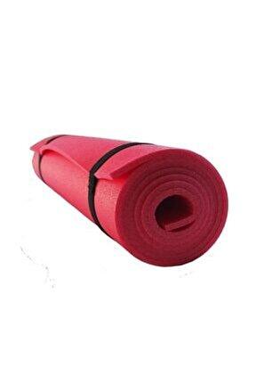 Pilates Minderi, Yoga Minderi - 0,6 Mm Kırmızı