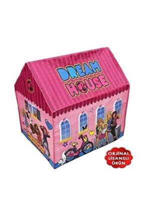 Lisanslı Oyun Çadırı Çocuk Evi Barbi`nin Rüya Evi Çadırı