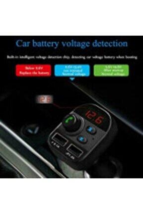 Carx9 Oto Bluetooth 2.1 A Çift Usb