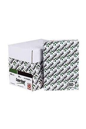 A4 Fotokopi Kağıdı 80 Gr/m² 500'lü 5 Paket