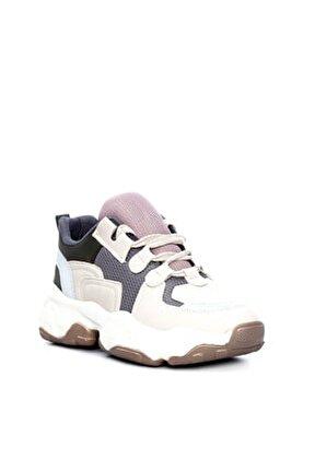 Kadın Tekstıl/vegan Sneakers & Spor Ayakkabı 709 256 BN AYK SK20-21