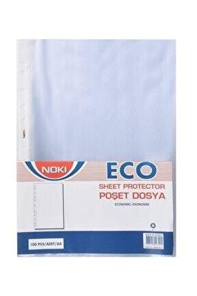 Eco Poşet Dosya 100 Lü