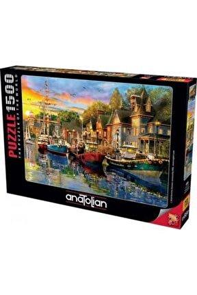 Liman Işıkları 1500 Parça Puzzle 4564