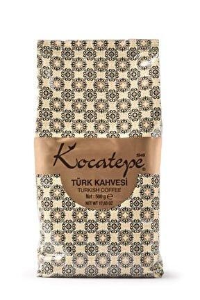 Kocatepe Türk Kahvesi 500g. Folyo