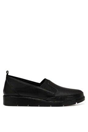 Bllenda Siyah Kadın Comfort Ayakkabı