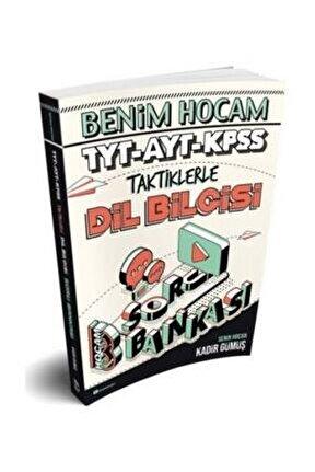 Tyt Ayt Kpss Taktiklerle Dil Bilgisi Soru Bankası