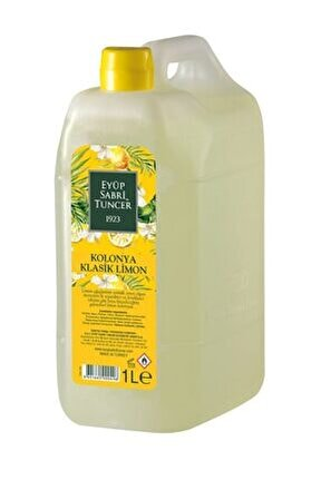 Klasik Limon Kolonyası Pet Bidon 1000ml