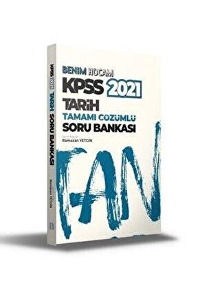 Kpss Tarih Soru Bankası Çözümlü 2021