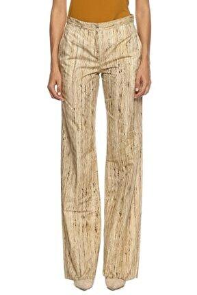 Kadın Bej Pantolon